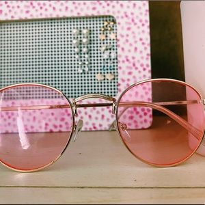 Pink Sunglasses Urban Outfitters